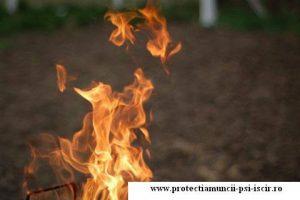 imagine cu foc