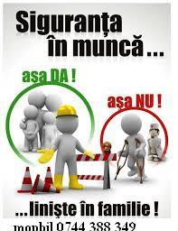 siguranta in munca